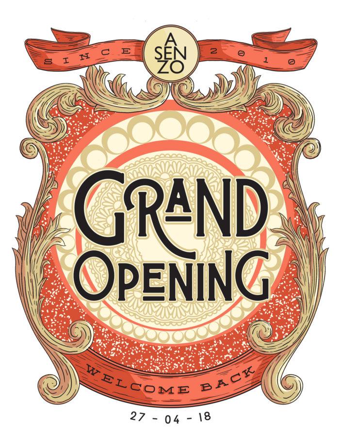 Asenzo Grand Opening