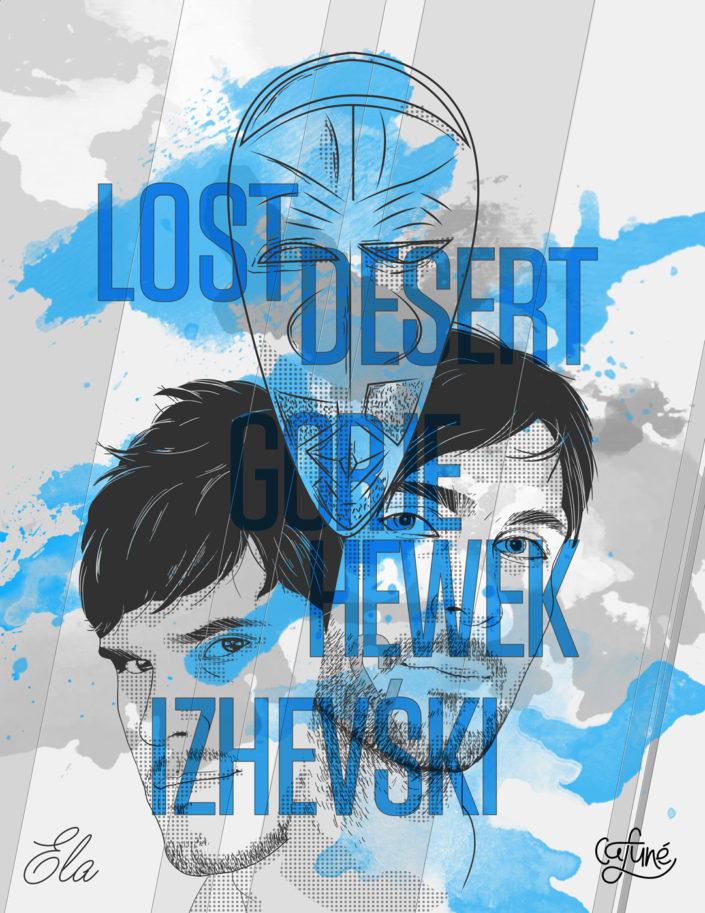 Lost Desert, Gorje Hewek, Izhevski